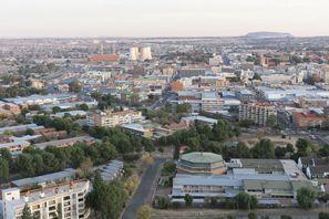 Aluguer de carros em Bloemfontein, África do Sul