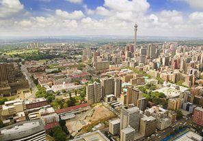 Aluguer de carros em Braamfontein, África do Sul