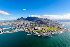 Aluguer de carros em Cidade do Cabo, África do Sul