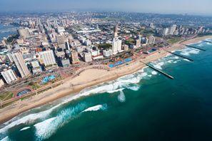 Aluguer de carros em Durban, África do Sul