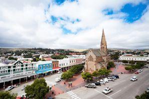 Aluguer de carros em Grahamstown, África do Sul