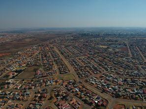 Aluguer de carros em Krugersdorp, África do Sul