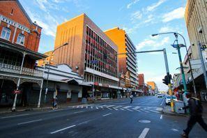 Aluguer de carros em Pietermaritzburg, África do Sul