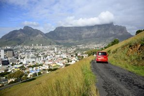Aluguer de carros em Rondebosch, África do Sul