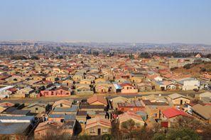 Aluguer de carros em Soweto, África do Sul