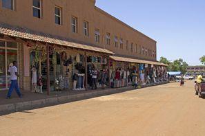 Aluguer de carros em Venda, África do Sul
