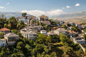 Aluguer de carros em Gjirokaster, Albânia