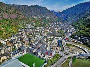 Aluguer de carros Andorra