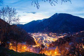 Aluguer de carros em Andorra La Vella, Andorra