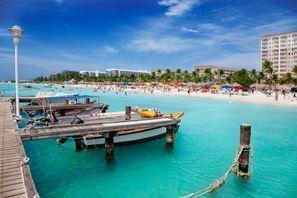 Aluguer de carros em Palm Beach, Aruba