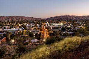 Aluguer de carros em Alice Springs, Austrália