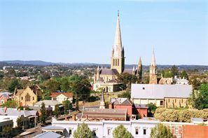 Aluguer de carros em Bendigo, Austrália