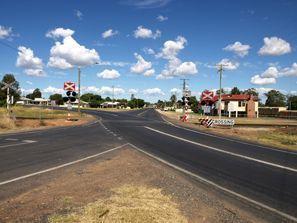 Aluguer de carros em Chinchilla, Austrália