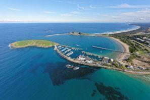 Aluguer de carros em Coffs Harbour, Austrália