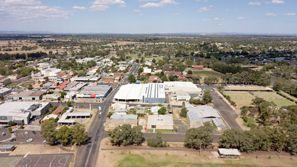 Aluguer de carros em Forbes, Austrália