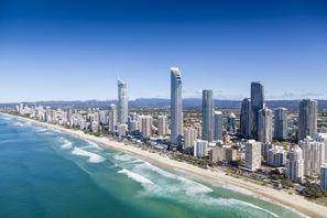 Aluguer de carros em Gold Coast, Austrália