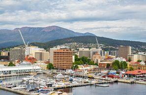 Aluguer de carros em Hobart, Austrália