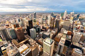 Aluguer de carros em Melbourne, Austrália