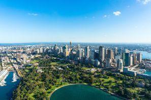 Aluguer de carros em Parramatta, Austrália