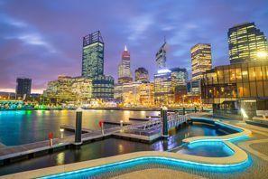 Aluguer de carros em Perth, Austrália