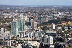 Aluguer de carros em South Melbourne, Austrália