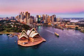 Aluguer de carros em Sydney, Austrália