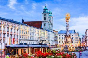 Aluguer de carros em Linz, Áustria
