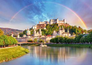 Aluguer de carros em Salzburg, Áustria