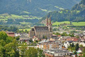 Aluguer de carros em St. Johann, Áustria