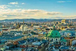 Aluguer de carros em Viena, Áustria