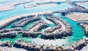 Aluguer de carros em Amwaj Island, Bahrain
