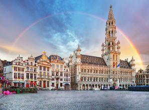 Aluguer de carros em Bruxelas, Bélgica