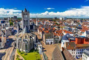 Aluguer de carros em Ghent, Bélgica