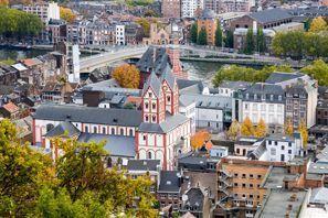 Aluguer de carros em Liège, Bélgica