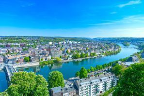 Aluguer de carros em Namur, Bélgica