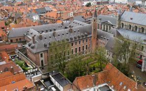 Aluguer de carros em Tournai, Bélgica