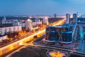 Aluguer de carros em Minsk, Bielorrússia