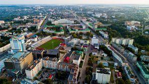 Aluguer de carros em Mogilev, Bielorrússia