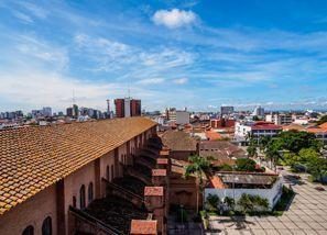 Aluguer de carros em Santa Cruz, Bolívia