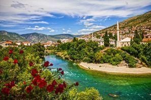 Aluguer de carros em Mostar, Bósnia