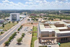 Aluguer de carros em Gaborone, Botswana
