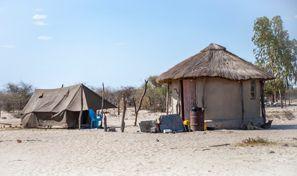 Aluguer de carros em Maun, Botswana