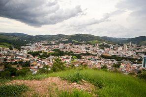 Aluguer de carros em Amparo, Brasil