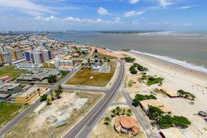 Aluguer de carros em Aracajú, Brasil