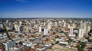 Aluguer de carros em Araçatuba, Brasil