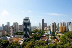 Aluguer de carros em Belém, Brasil