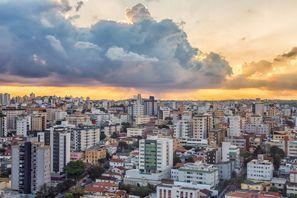 Aluguer de carros em Belo Horizonte, Brasil