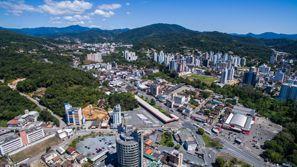 Aluguer de carros em Blumenau, Brasil