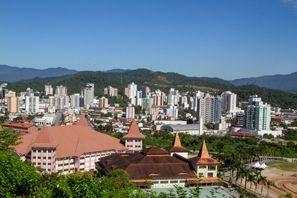 Aluguer de carros em Brusque, Brasil