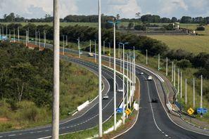 Aluguer de carros em Caldas Novas, Brasil